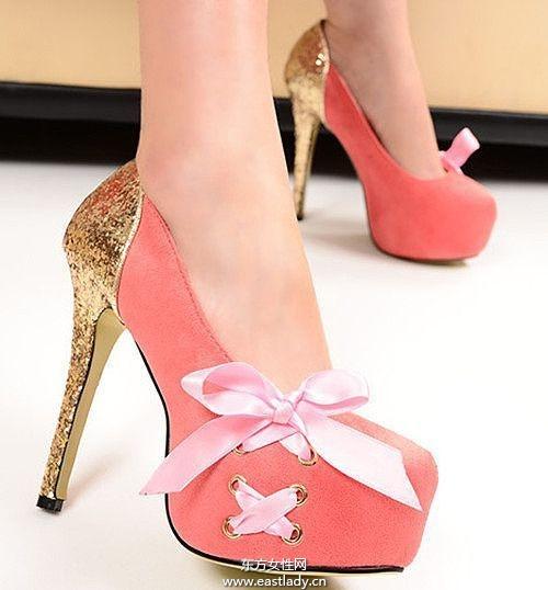 优雅女人必备的高跟鞋
