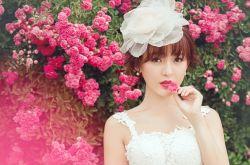 婚礼妆容大比拼 2017新娘妆容趋势准新娘必看