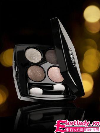 Chanel圣诞系列彩妆单品璀璨上市
