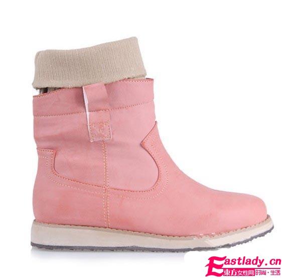 冬季时尚保暖靴 想做潮人就要备一双