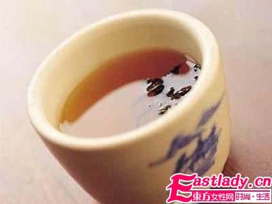 姜汁红茶 周末减肥法宝