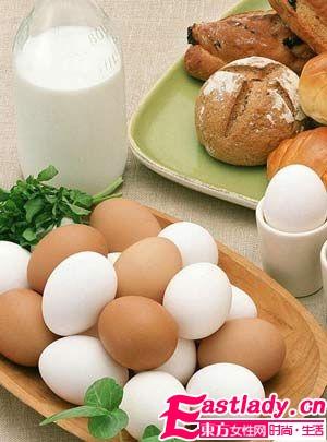 营养鸡蛋 15天减肥好食谱