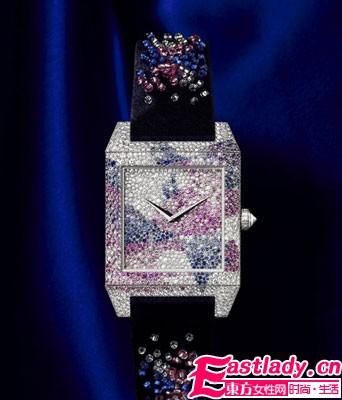 献礼圣诞         积家推出三款珠宝腕表