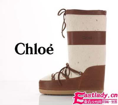 时尚大牌重磅推出雪地靴 冬日潮人的必备单品
