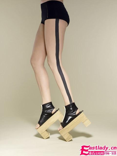 大牌设计师Benoit Méléard的2011创意鞋