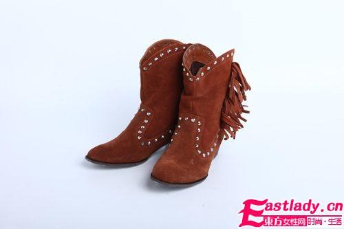 八款时下最热的女靴款式