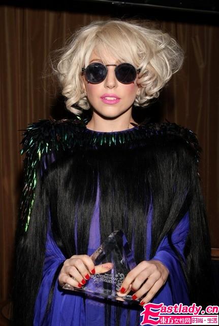 2011年时尚流行早知道 圆形眼镜成主角