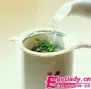 喝茶减肥 须注意8大事项