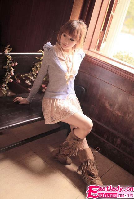 春意弥漫2011 打造专属自己的乖乖女装扮