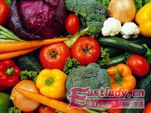 春季降火气可吃现季蔬果