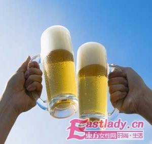 啤酒 男性不育的 原凶 之一