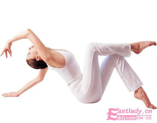 普拉提减肥操 帮你瘦腿提臀