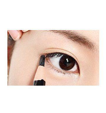 一步一步教你画出完美眼妆
