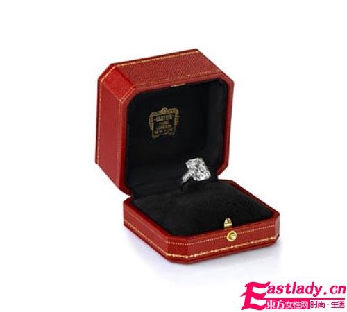 格蕾丝·凯利 充满传奇色彩的订婚戒指