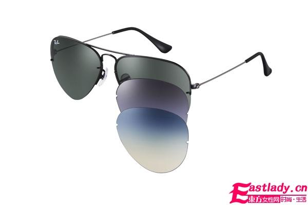 雷朋2011-2012 全新眼镜系列Light Ray 好莱坞明星最喜爱太阳镜品牌