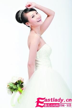 国庆结婚季 打造属于自己的新娘造型