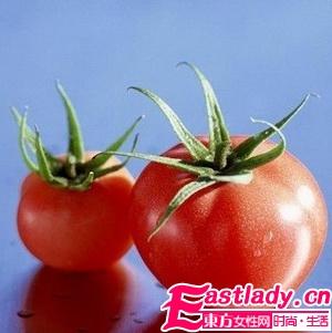 番茄的美白效果 让你拥有白皙肌肤