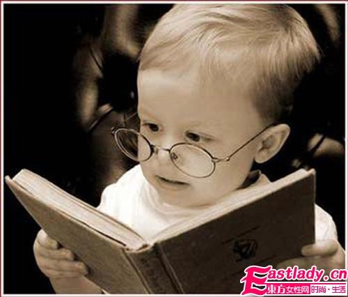 儿童近视眼改善可通过食补+按摩