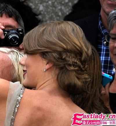 八款超唯美花辫发型 做个 人鱼公主