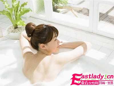 6招洗好美容澡 拥有性感裸体