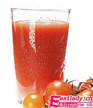 轻松喝掉脸上斑点的5种蔬果汁
