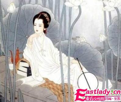 中国古代宫廷的养颜奇方