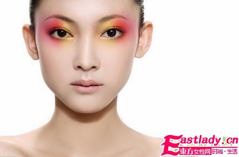 眼部彩妆基础知识