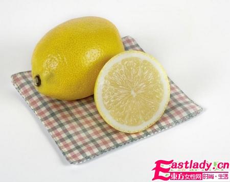 柠檬可以美白吗 6个美容方法