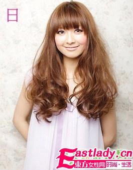 日韩发型的特点与区别