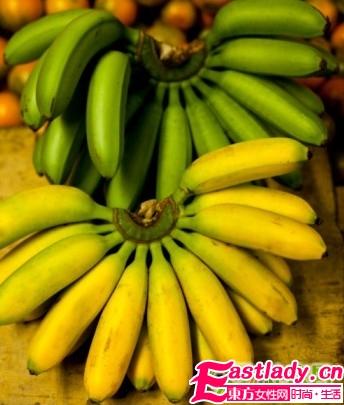 香蕉减肥法 美容又瘦身|香蕉减肥法 美容又瘦身