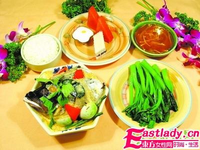 多吃白色食物让你轻松享瘦