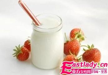 每天喝酸奶让你超速变苗条