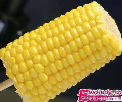 吃甜玉米抚平小肚子效果佳