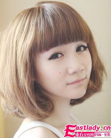 5款温柔甜美发型让你桃花运上升