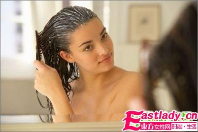 秀发测试:你该多久洗一次头发
