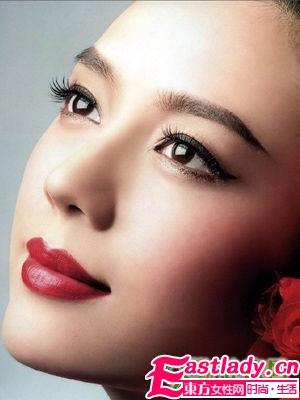 哪种红唇适合你的肤色
