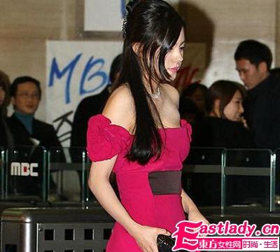风情PK 韩国最新颁奖典礼女星发型秀