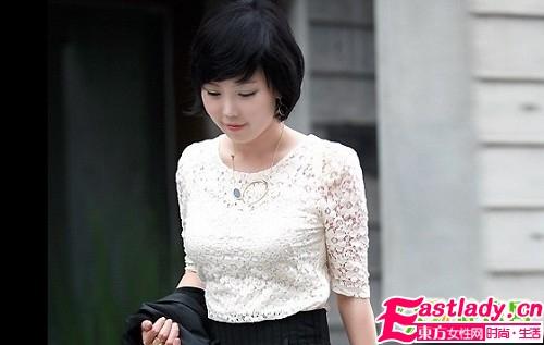 韩式短发NO.2