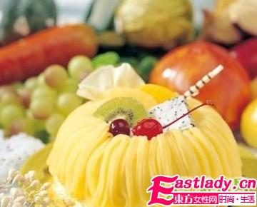 一吃就发胖的10种食物