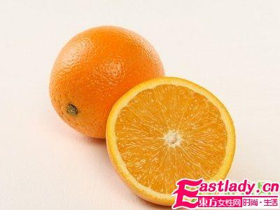 橙子减肥食谱想瘦就瘦