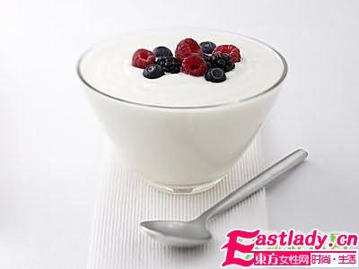 酸奶减肥法 塑造苗条身