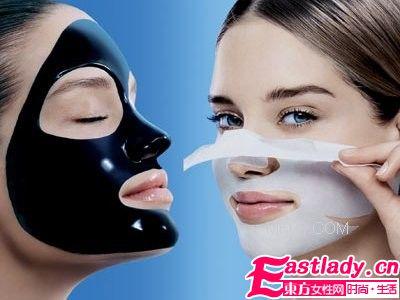 护肤美容面膜材质优缺点比较