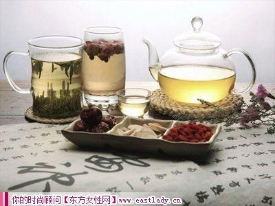 四个自制减肥茶配方 健康又瘦身
