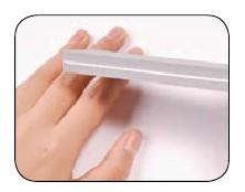 美甲教程之如何裝戴人工指甲