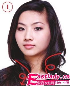 2012最新卷发发型 抢眼 成熟