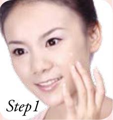 最简单的自然粉底妆法