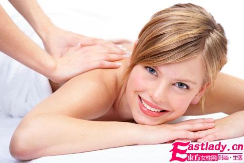 精油按摩改善血液循环促进新陈代谢