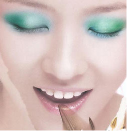 化妆技巧之如何画眼影