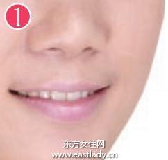 嘴角下垂的唇妆修饰秘籍