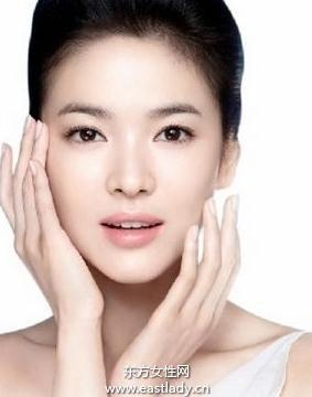 定期去角质保证肌肤通透性